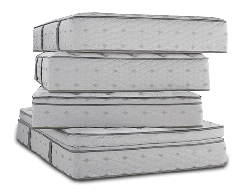 Stacked Mattresses